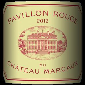 2012 Pavillon Rouge du Chateau Margaux 750 ML