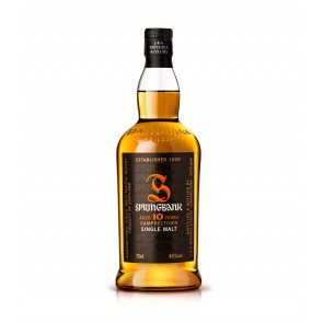 Springbank 10 Year Old (750 ML)