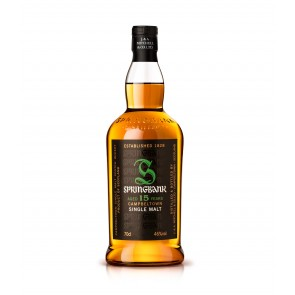 Springbank 15 Year Old (750 ML)