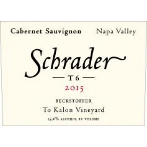 2015 Schrader T6 Cabernet Sauvignon (750ML)