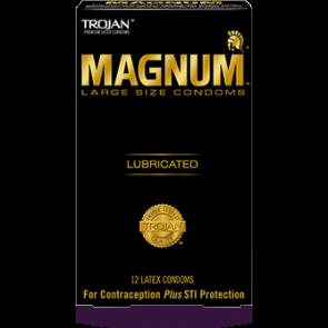 Trojan Condom Magnum (3 Pack)